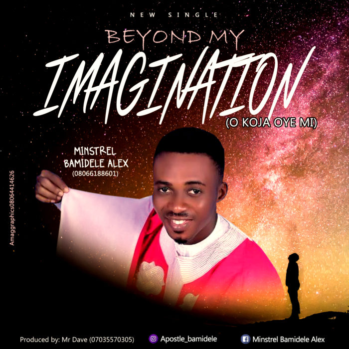Download Beyond My Imagination by Min Bamidele Alex